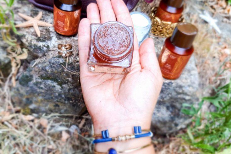 exfoliant visage argan La Sultane de Saba