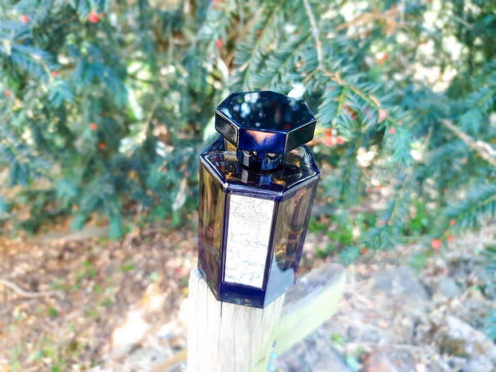 voyage olfactif en Auvergne eau de parfum Mont de Narcisse L'Artisan Parfumeur