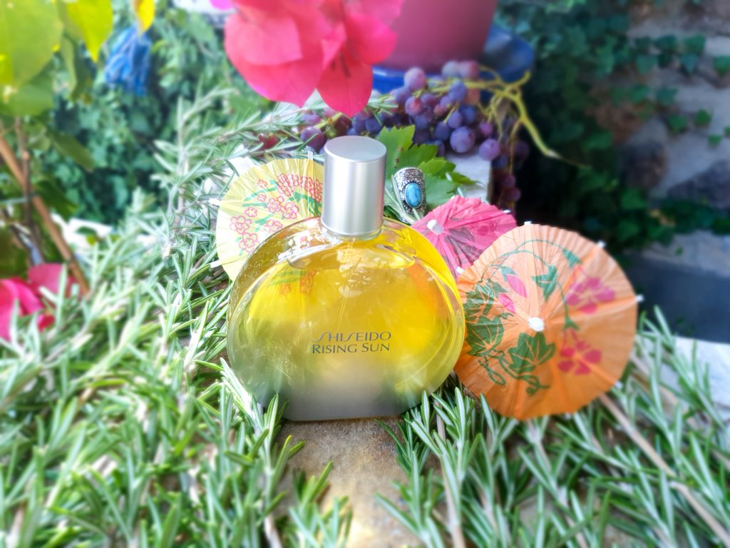 eau de toilette Rising Sun Shiseido