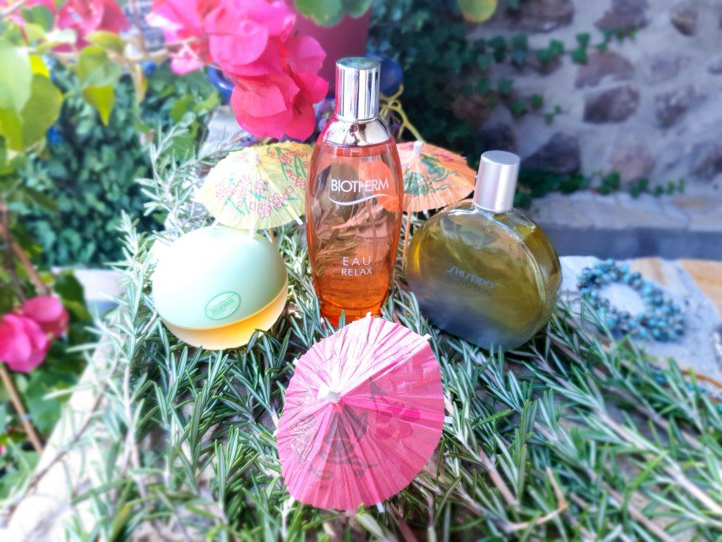 3 parfums originaux pour l'été