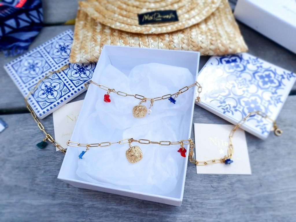 collection bijoux été 2020 Nilaï Paris