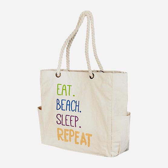 sélection shopping sacs de plage à moins de 30 euros