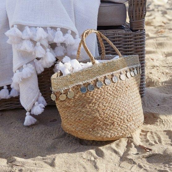 cabas de plage tendance