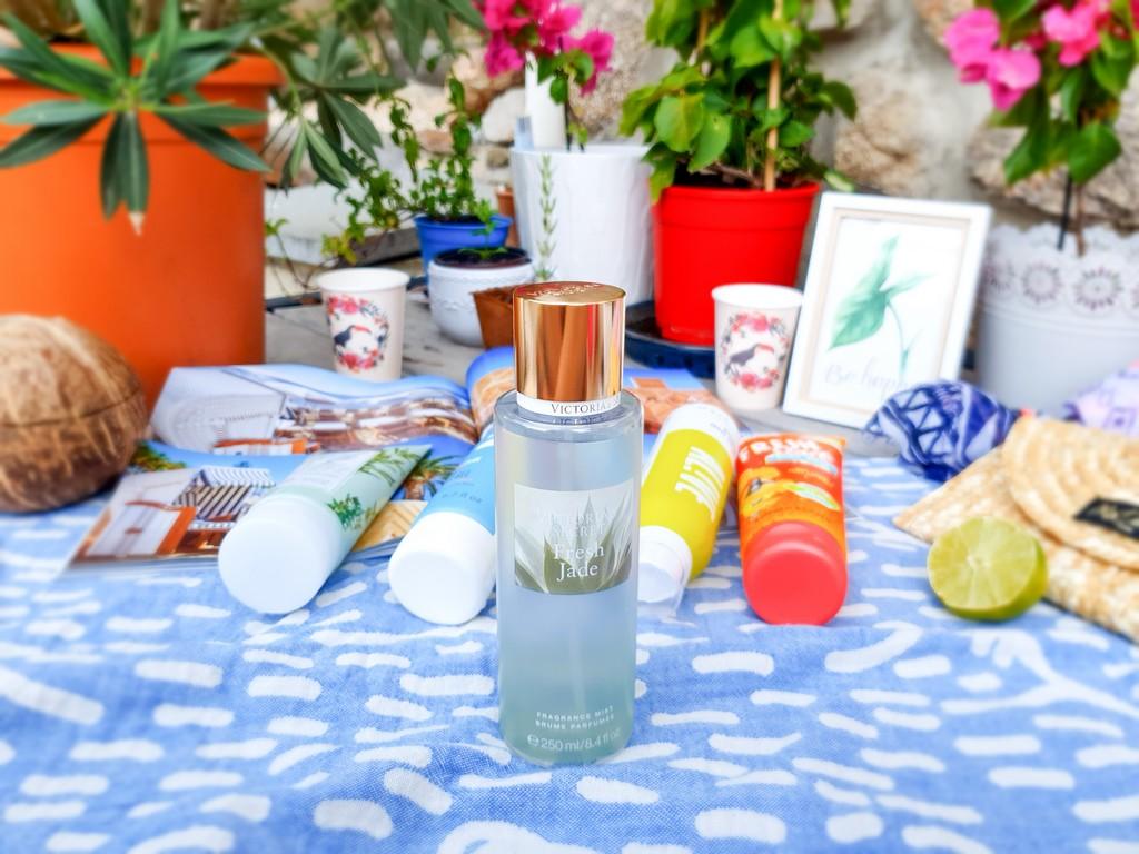 brume fraîche parfumée Fresh Jade Victoria's Secret