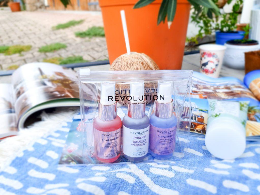 trousse soins Revolution Skincare London