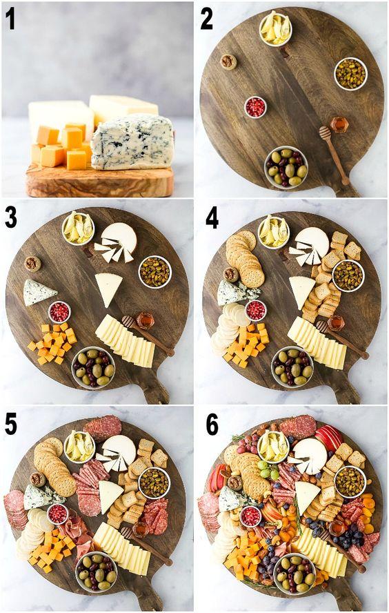 conseils pour réaliser un cheese board parfait