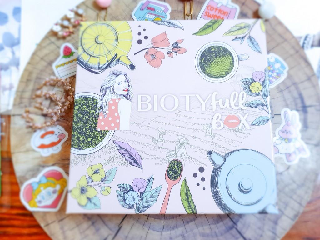 contenu box beauté bio Biotyfull Box septembre 2020