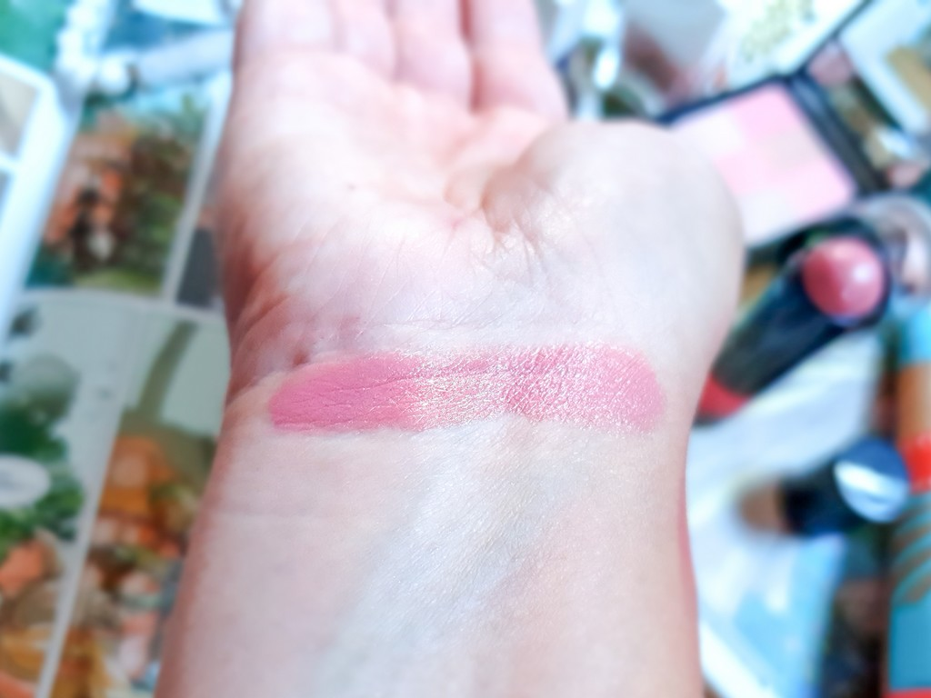 swatch stick coloré Smashbox