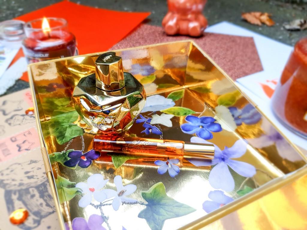 sélection senteurs d'automne : Elixir Sublime Lolita Lempicka