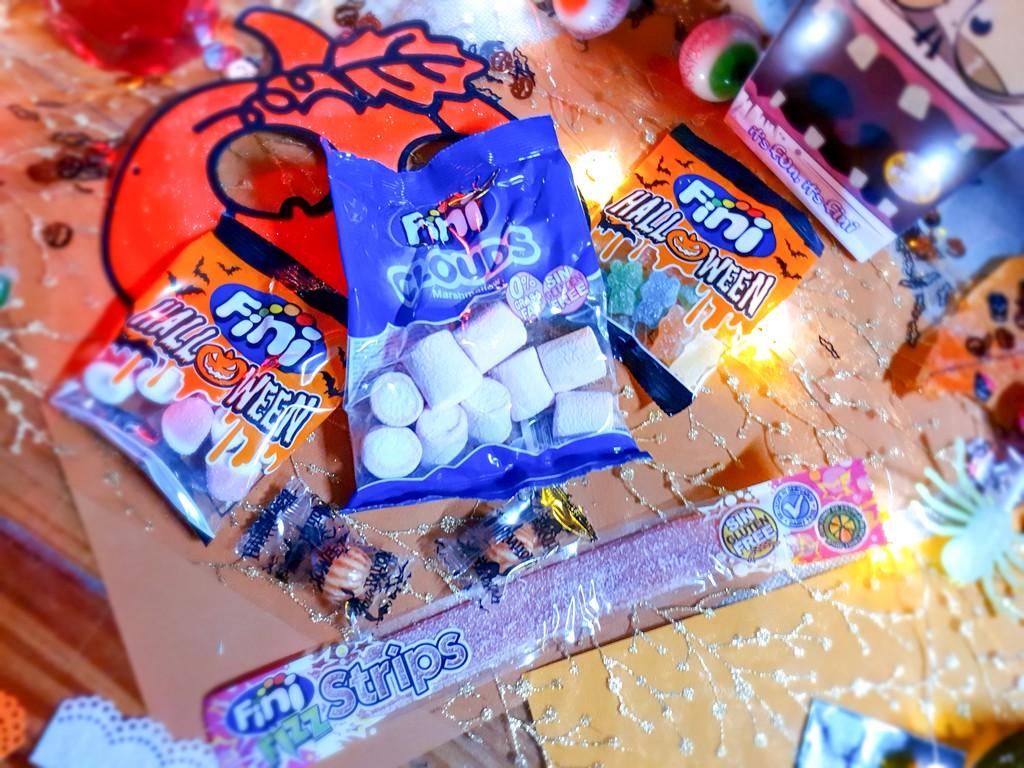 box bonbons d'Halloween