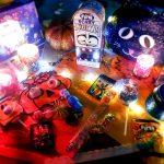 Ma box bonbons d'Halloween avec la Crok'Ta Box d'octobre