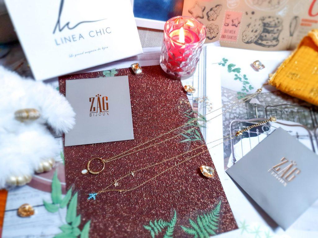 Les bijoux seconde peau Zag Bijoux chez Linea Chic