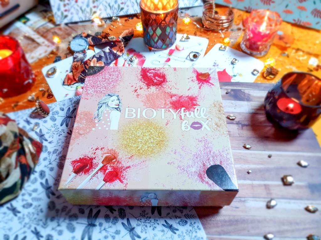 contenu et avis Biotyfull Box octobre 2020 Teint Parfait