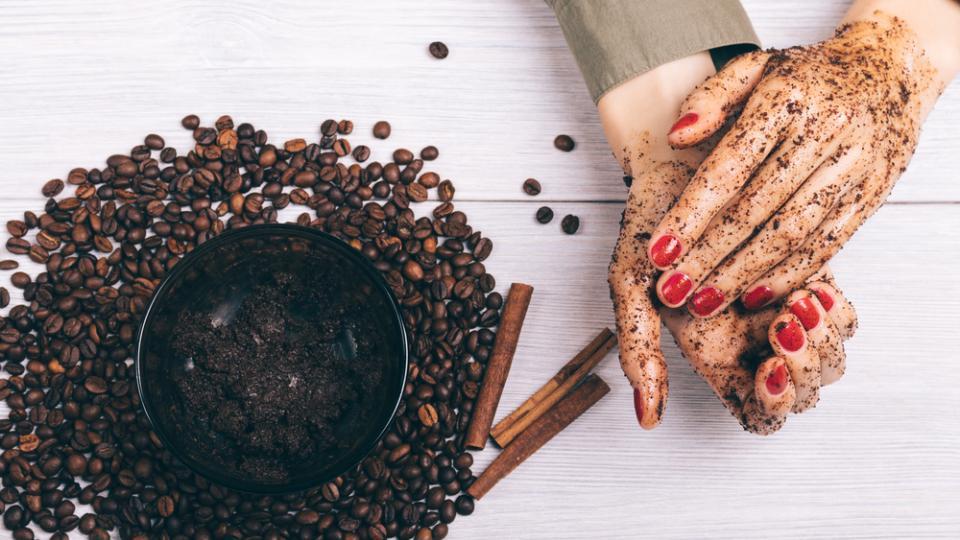 réutiliser du marc de café