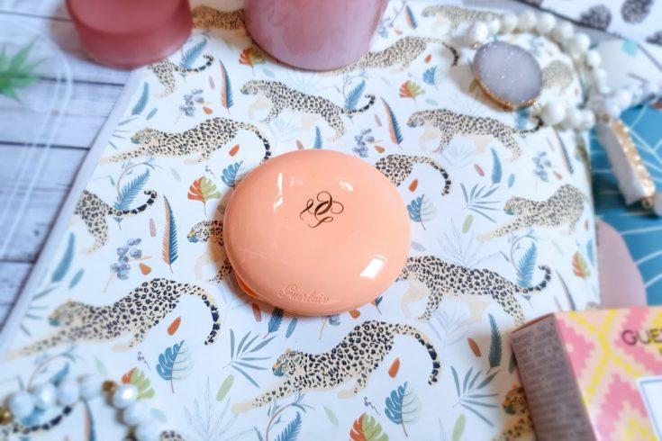 test et avis blush pêche parfait Blush Brazilian Shimmer Guerlain
