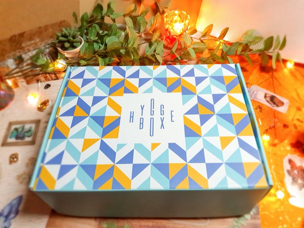 Du bonheur à la maison avec La Hygge Box