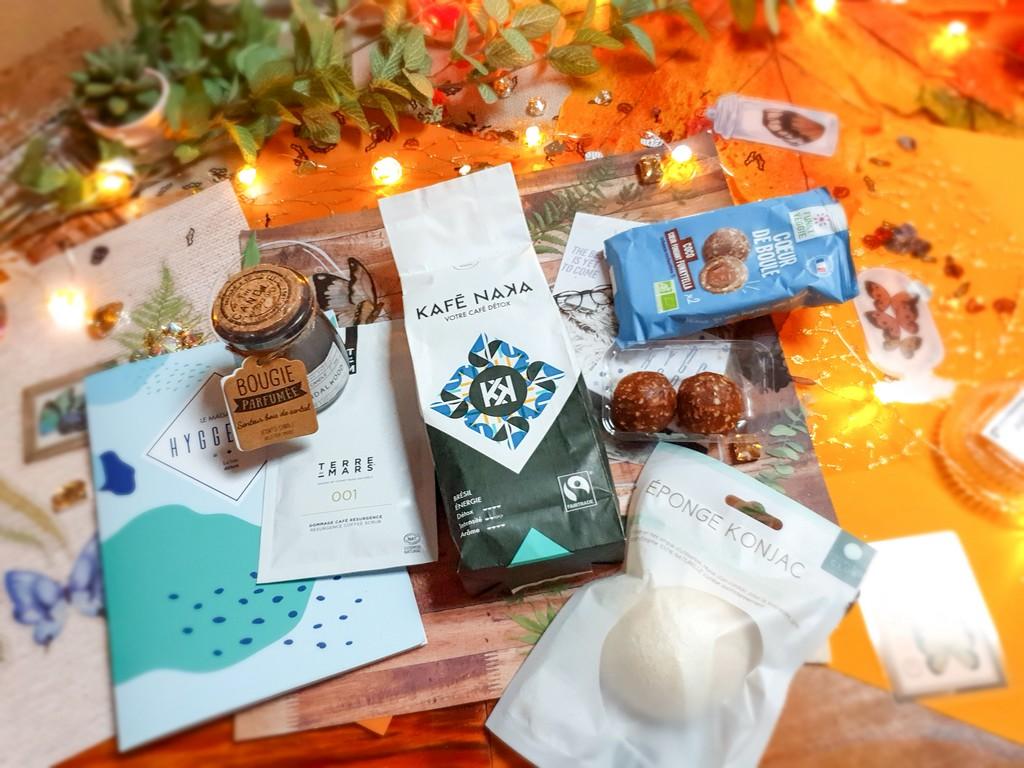 Le bonheur à la maison avec La Hygge Box