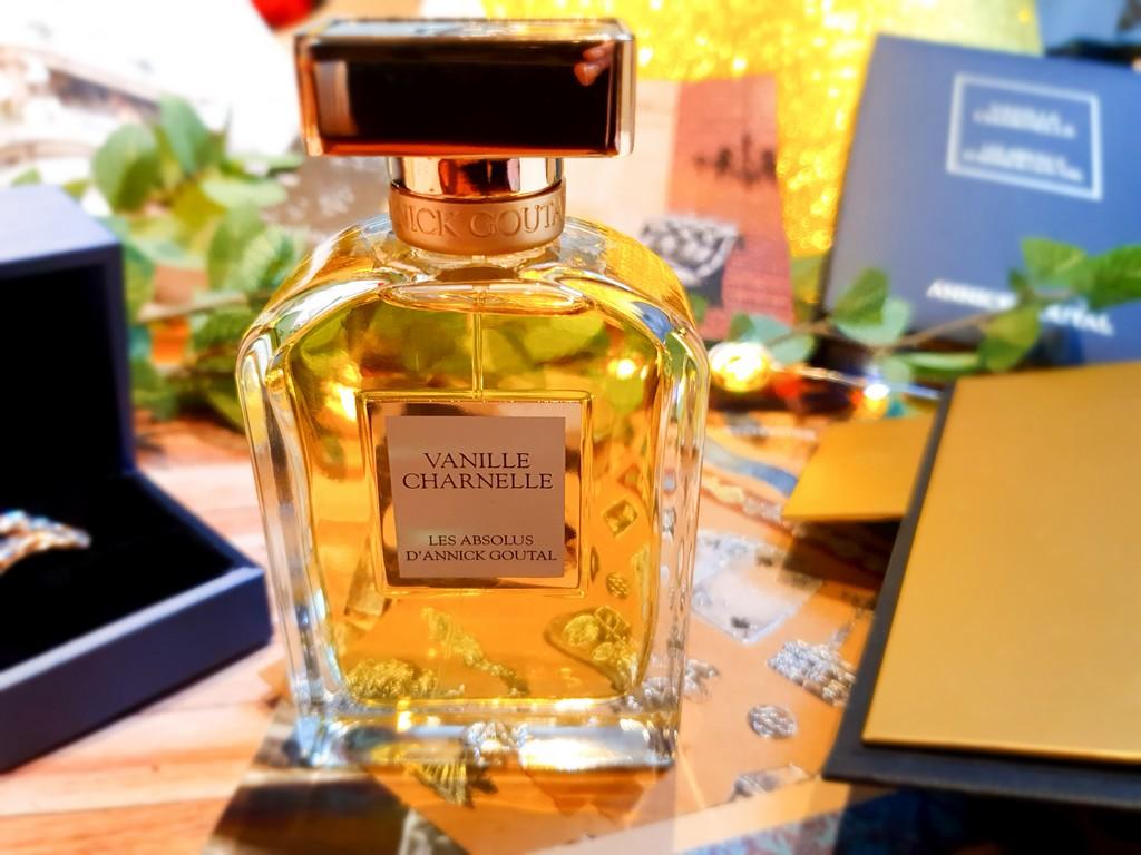 parfum mixte Annick Goutal