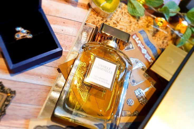 eau de parfum Vanille Charnelle Annick Goutal
