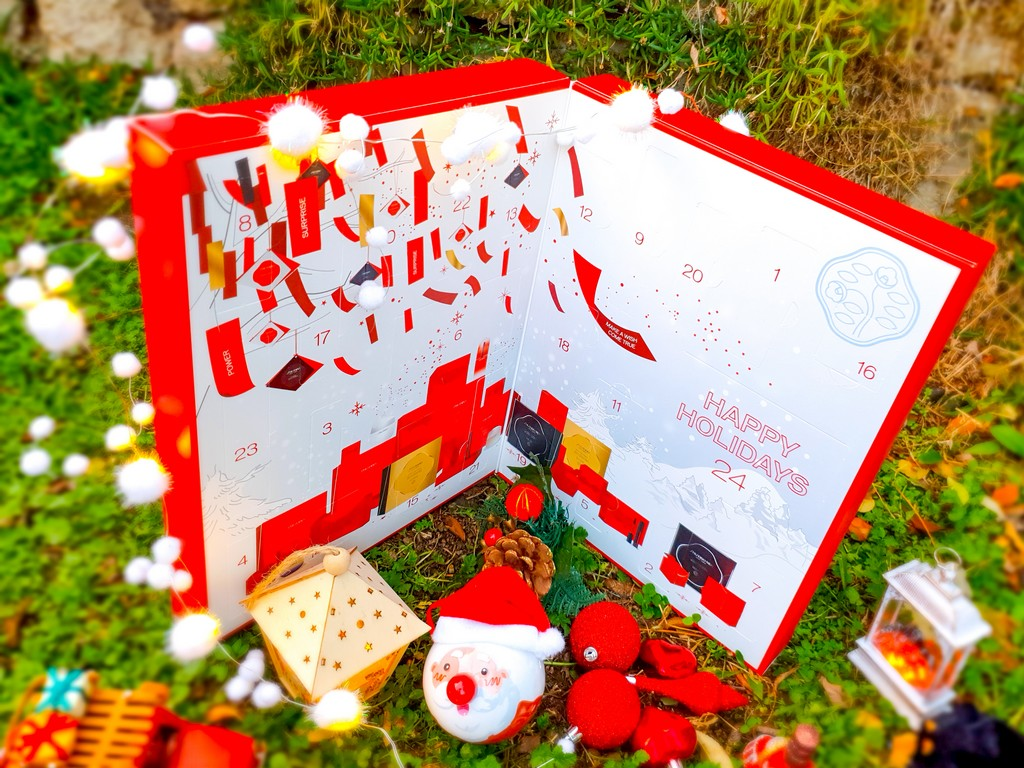 calendrier de l'avent Shiseido