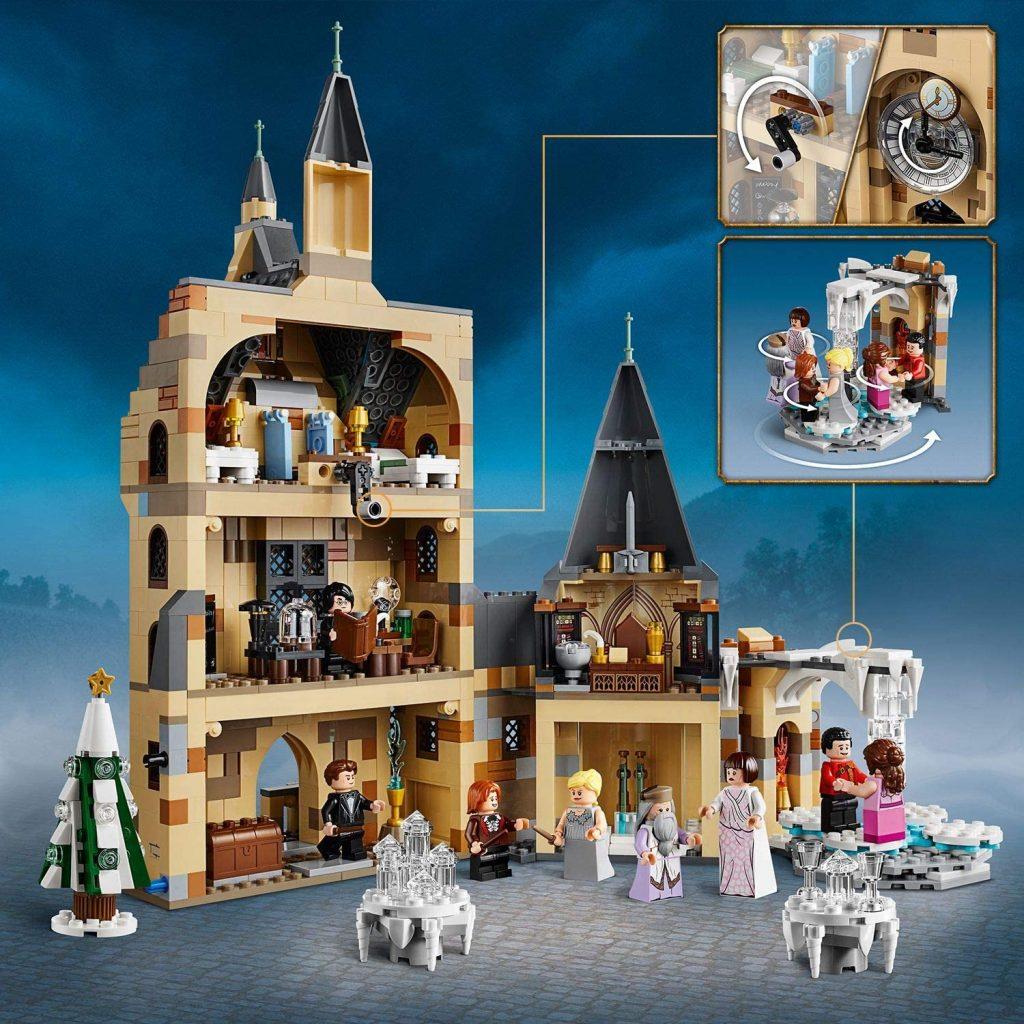 château de Poudlard Lego