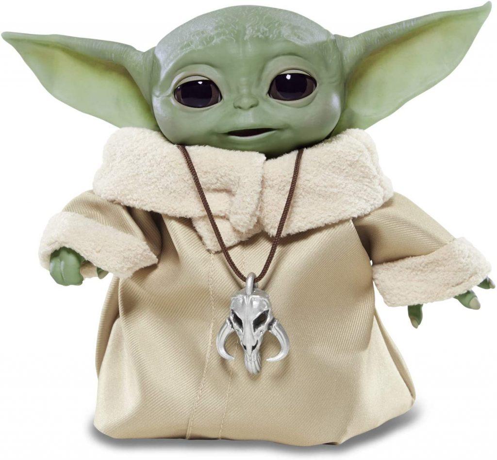 jouet pour enfant Baby Yoda