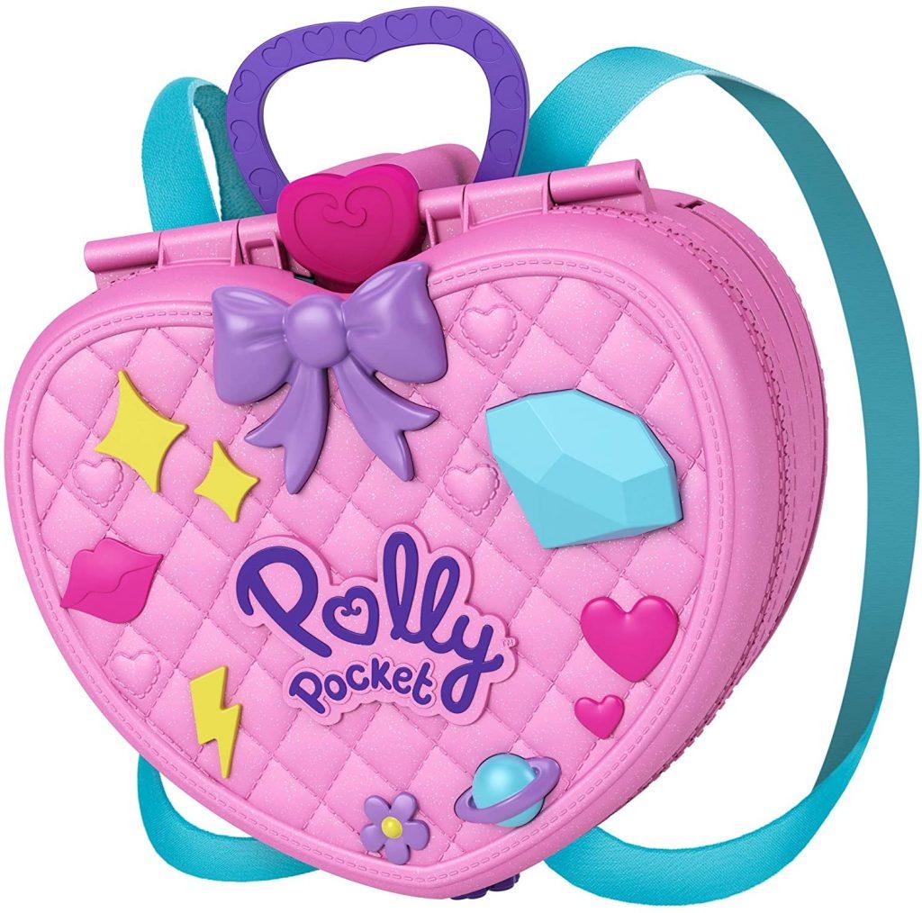 Coffret fête foraine transportable Polly Pocket