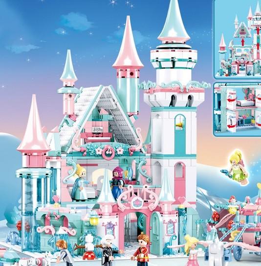 château La Reine des Neiges