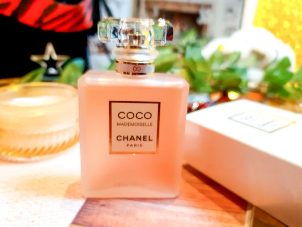 présentation, test et avis L'Eau Privée Coco Mademoiselle Chanel
