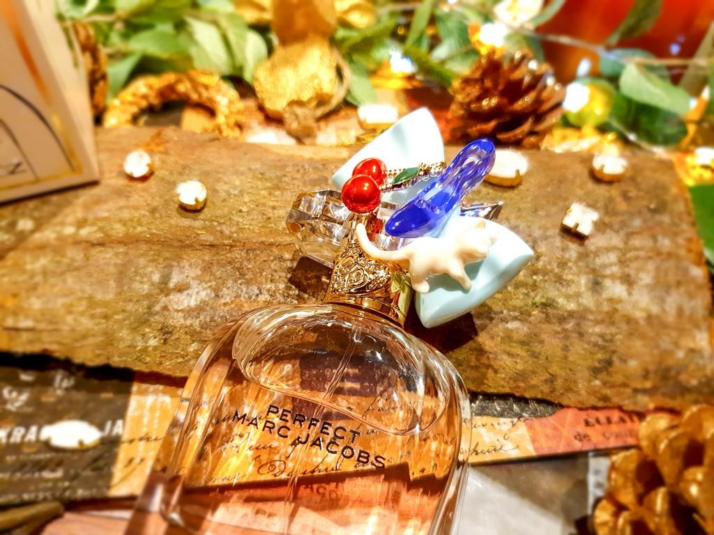 jolie bouteille de parfum