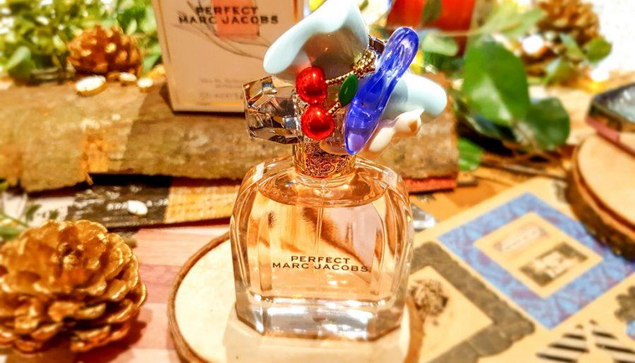 La succulente eau de parfum Perfect Marc Jacobs