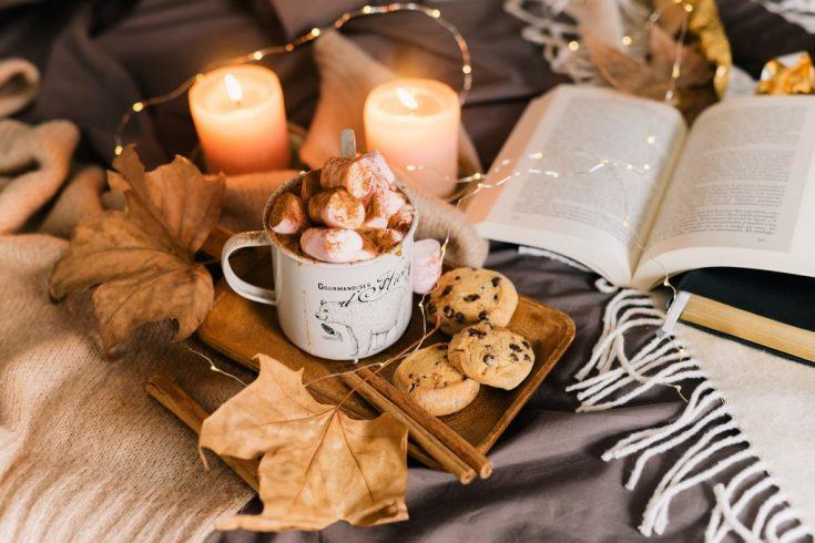 recettes de chocolat chaud et sélection de mug