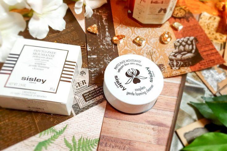 test et avis nettoyant doux sans savon Sisley