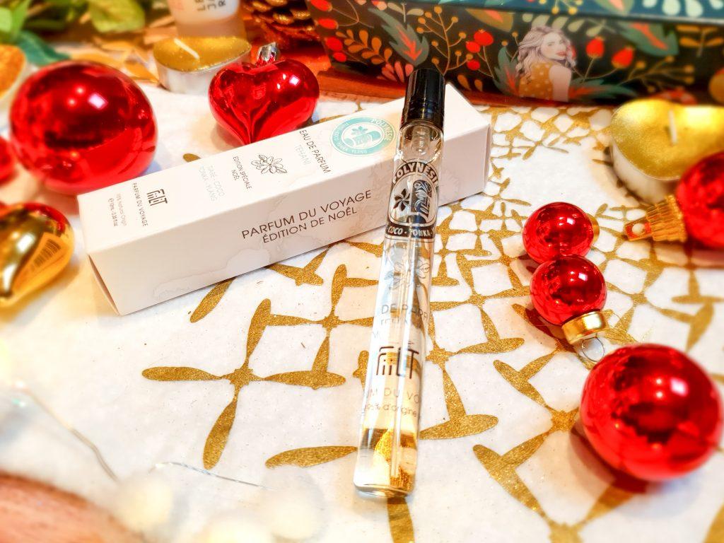 parfum de voyage Tehani Filit