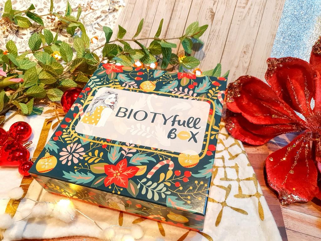 Box festive Biotyfull Box Noël 2020