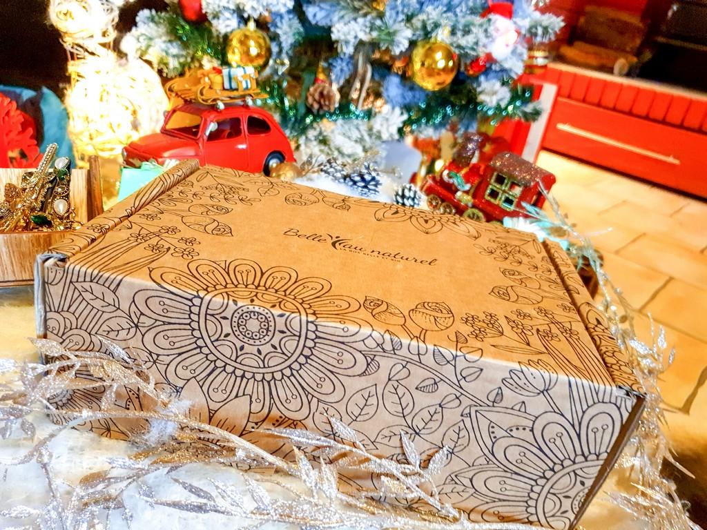 La box bien être Belle au naturel Féerie de Noël décembre 2020