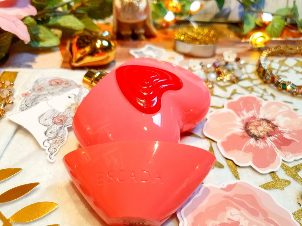 parfum pomme d'amour