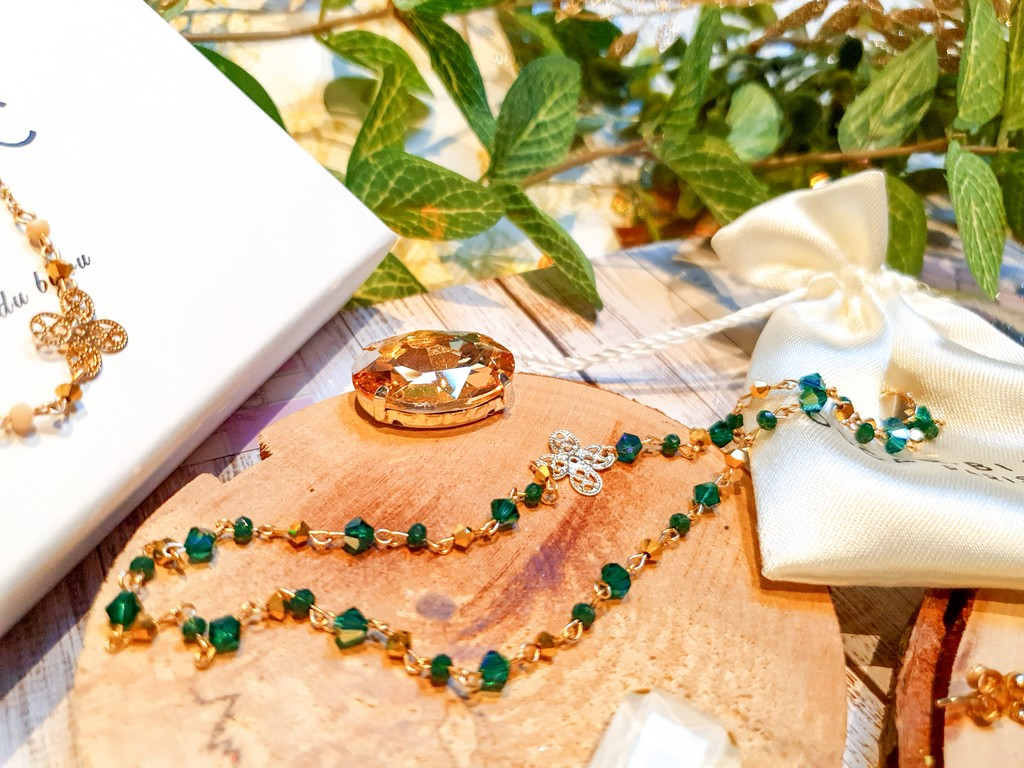bracelet chaîne intemporel Oscar Bijoux