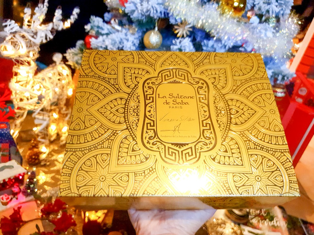 sublime coffret La Mystical Box La Sultane de Saba