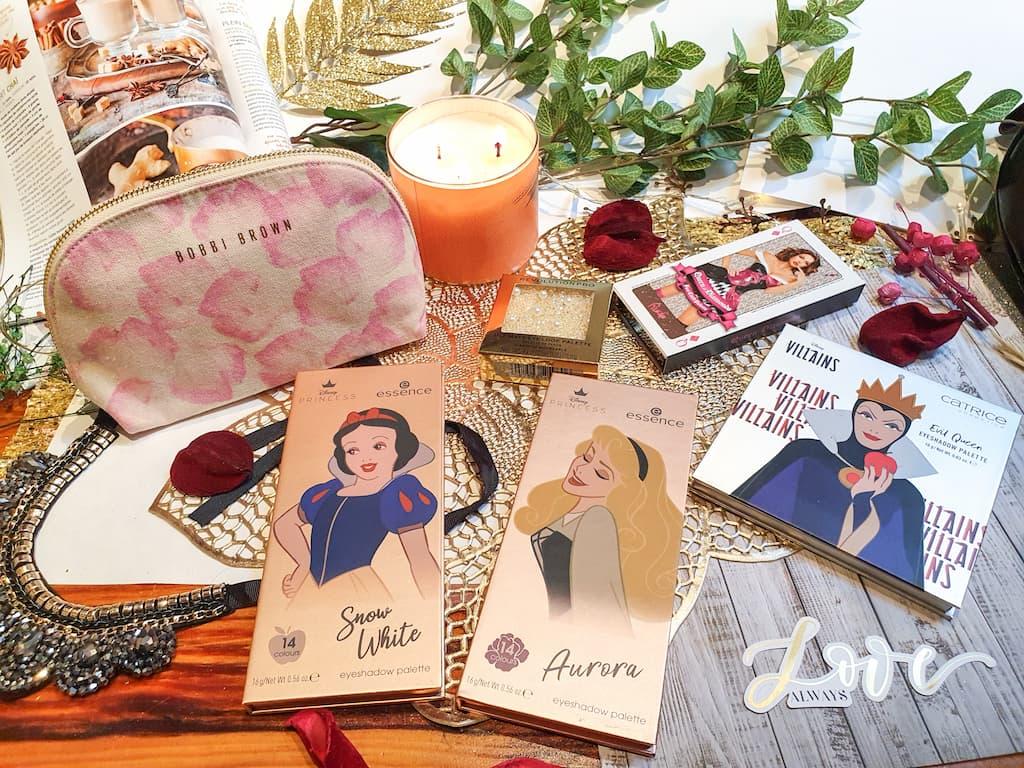 Des idées cadeaux de princesse pour votre valentine Essence, Catrice, Rude Cosmetics...