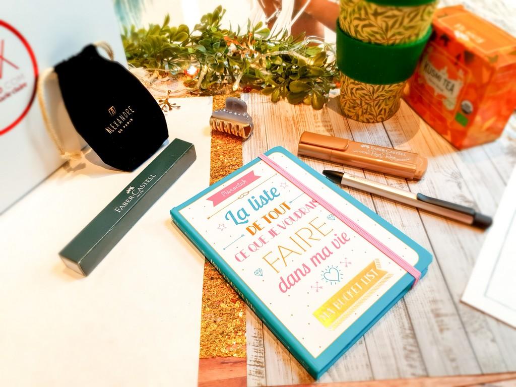 box beauté et lifestyle Marie Claire