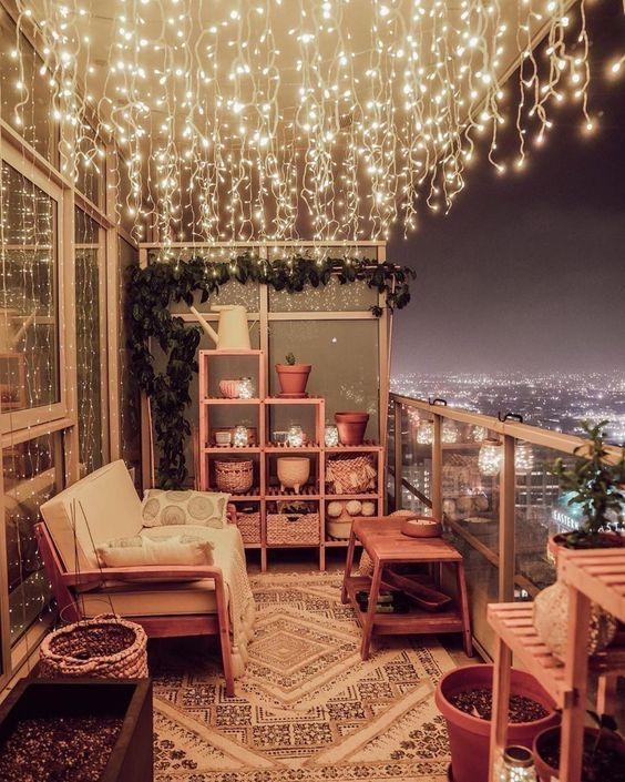 décorer un balcon