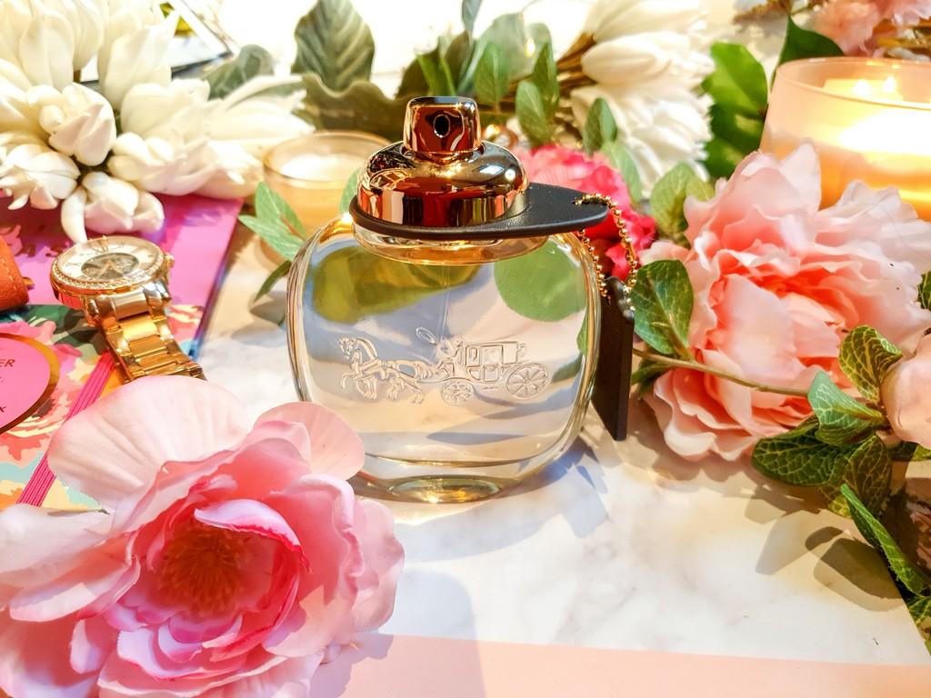 présentation, test et avis eau de parfum sensuel Coach