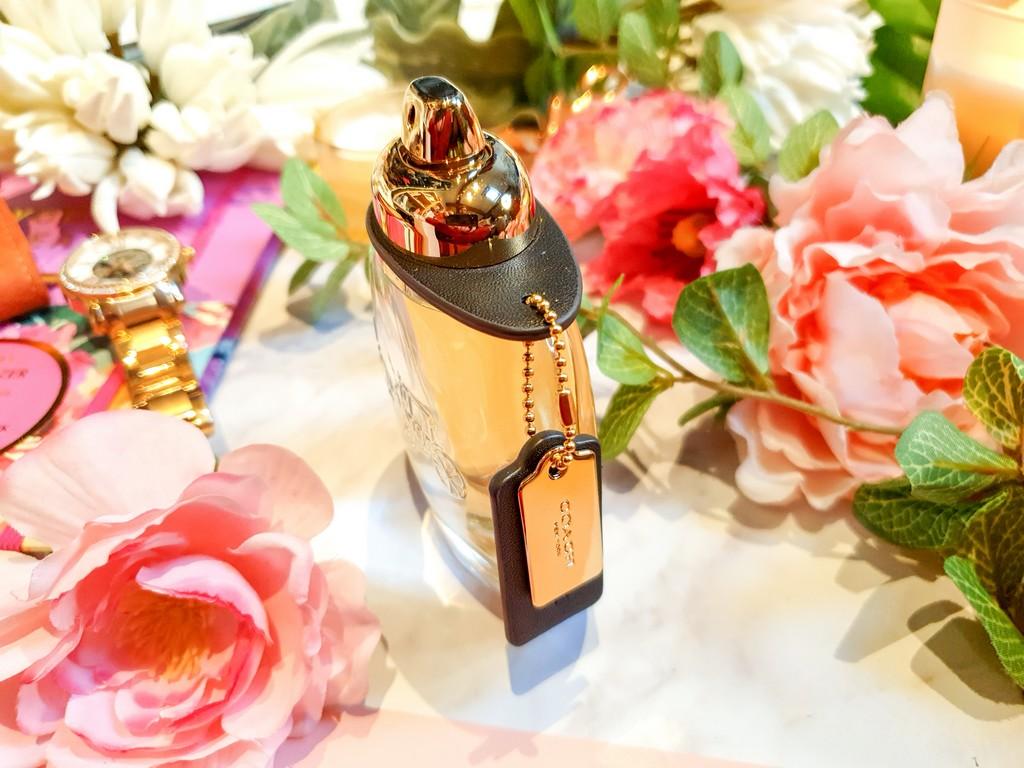parfum femme doux et floral