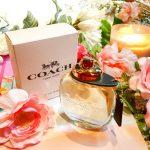 La douce, la pétillante, la sensuelle eau de parfum Coach