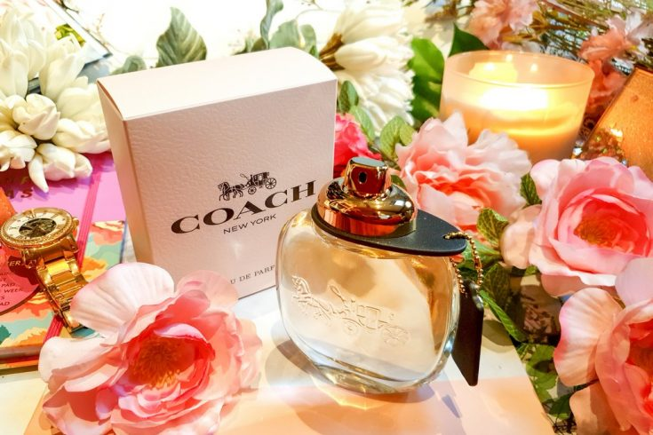présentation, test et avis sensuelle eau de parfum Coach