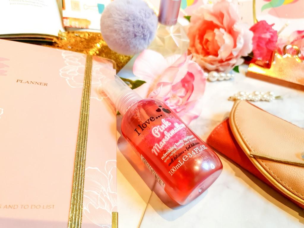 brume corps Pink Marshmallow I love... avis