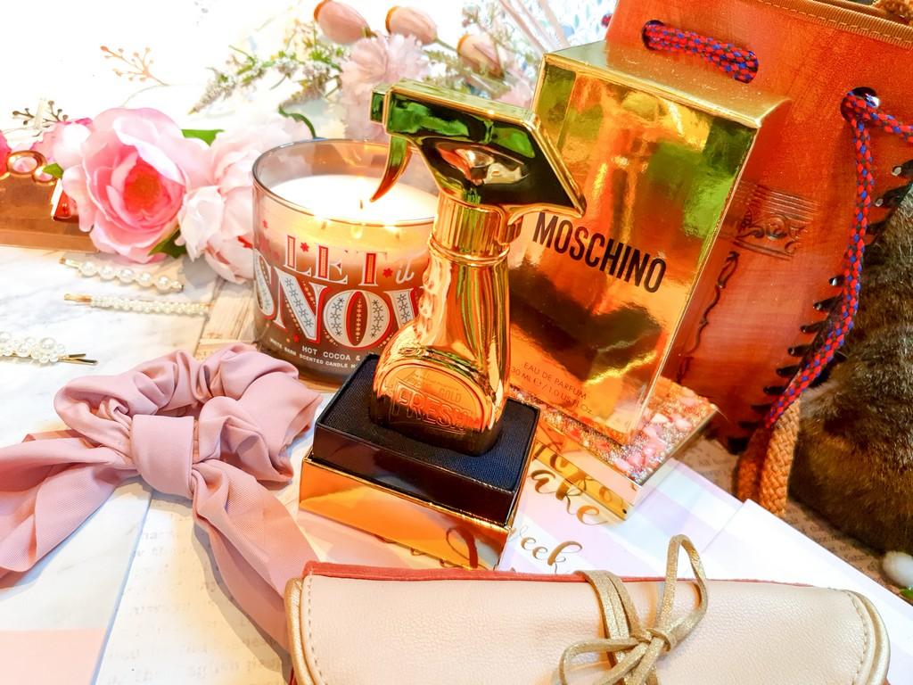 parfum Moschino avis
