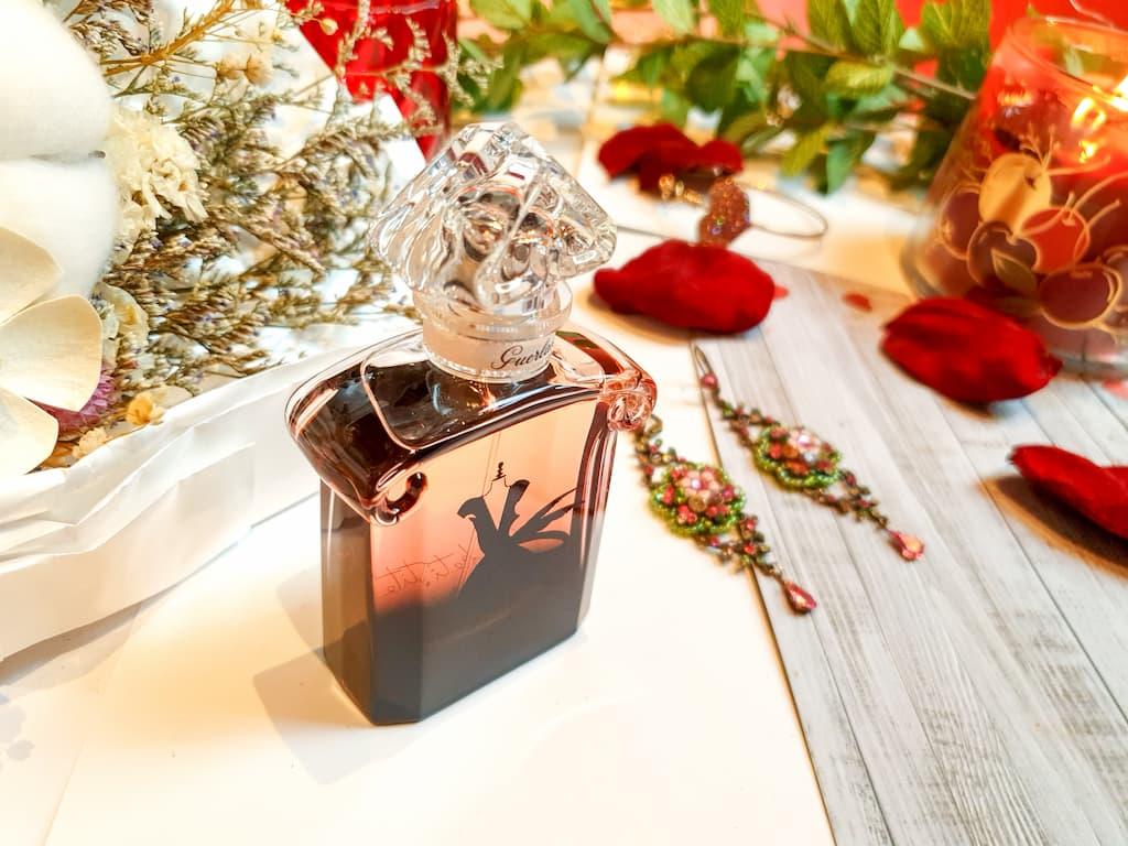 parfum femme floral oriental