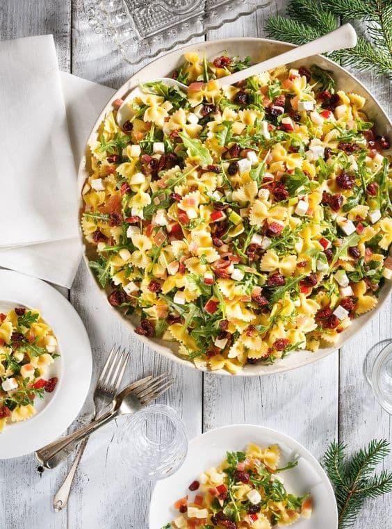 Recettes de salades de pâtes très faciles